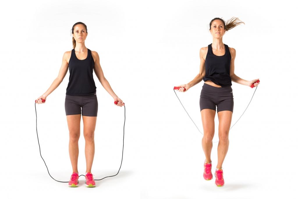 Exercício - Pular Corda