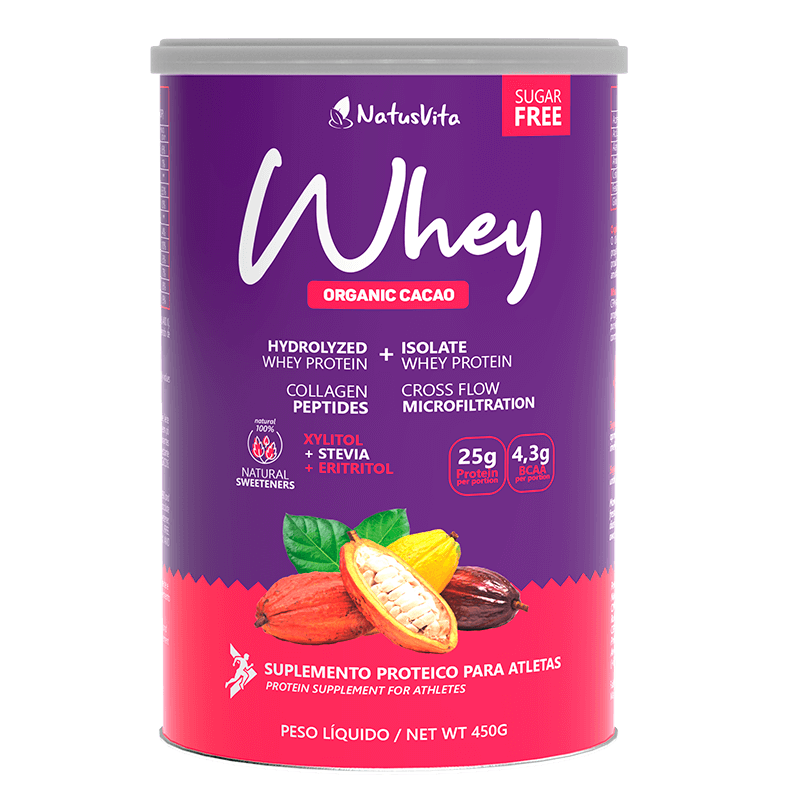 Whey Protein Organic